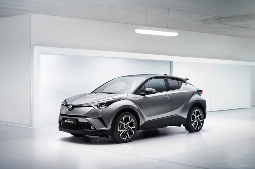 Menanti Launching Toyota C-HR di Indonesia
